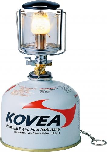 Лампа Kovea  газ.KL-103Топливное оборудование<br><br><br>Южно-корейская компания Kovea существует на рынке с 1982 г. Занимается производством и поставками газового оборудования и сопутствующих товаров.<br><br><br><br><br>Мала...<br><br>Цвет: Белый<br>Размер: None