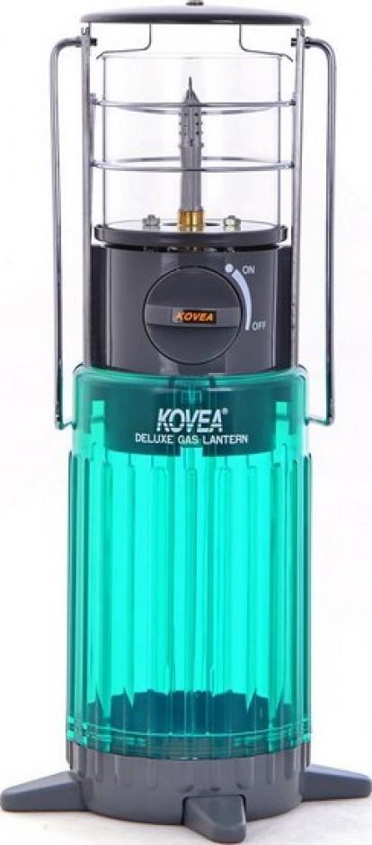 Лампа Kovea  газ.TKL-929Топливное оборудование<br><br> Южно-корейская компания Kovea существует на рынке с 1982 г. Занимается производством и поставками газового оборудования и сопутствующих то...<br><br>Цвет: Зеленый<br>Размер: None