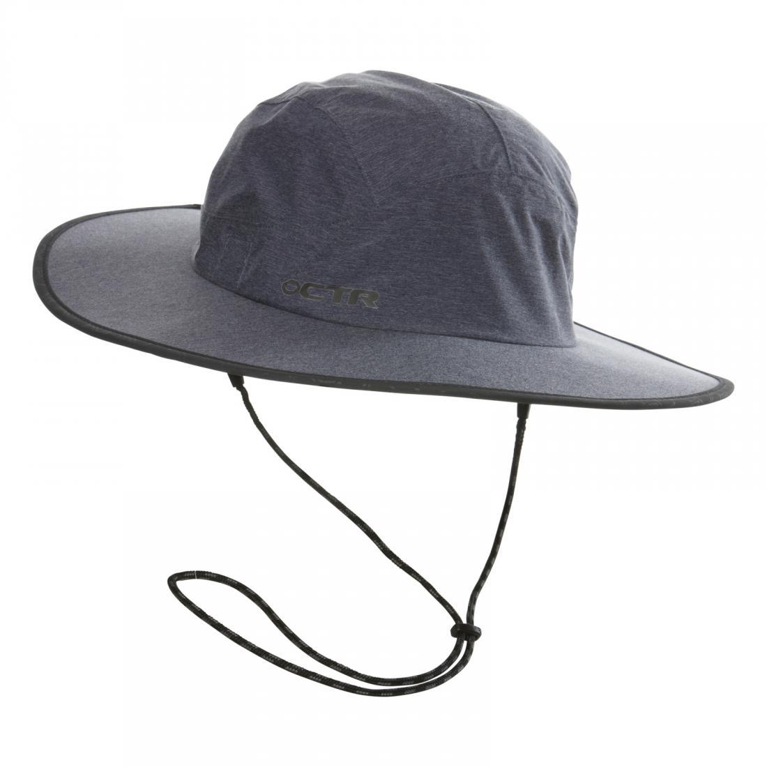Панама Chaos  Stratus Magneto Rain HatПанамы<br><br> Стильная панама Stratus Magneto Rain Hat от Chaos — универсальный и практичный вариант для любой погоды. Она защитит вас не только от ярких солнечных лучей, но и от дождя. Эта модель выполнена из мягкой и прочной ткани, устойчивой к износу и выцвет...<br><br>Цвет: Темно-серый<br>Размер: L-XL