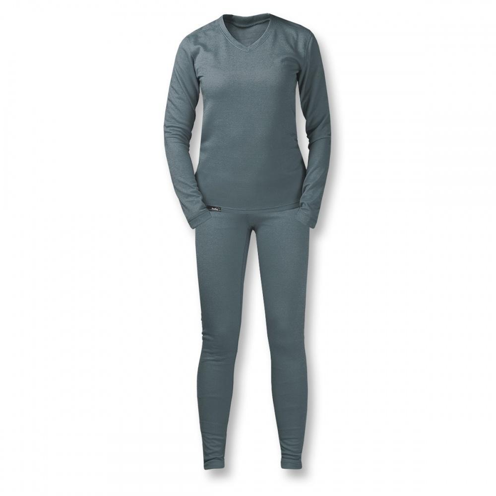 Термобелье костюм Queen Dry II ЖенскийКомплекты<br><br><br>Цвет: Серый<br>Размер: 42