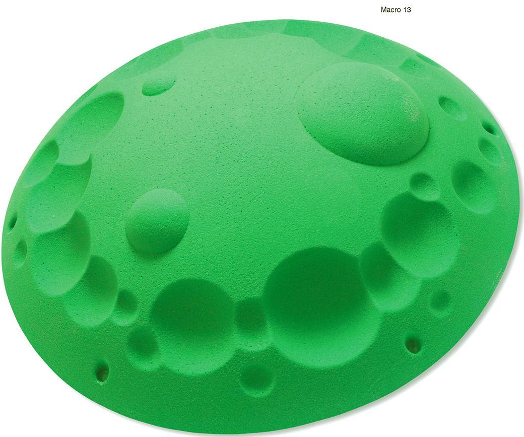 Зацепы MoleculesЗацепы<br><br><br>Цвет: Зеленый<br>Размер: Mega