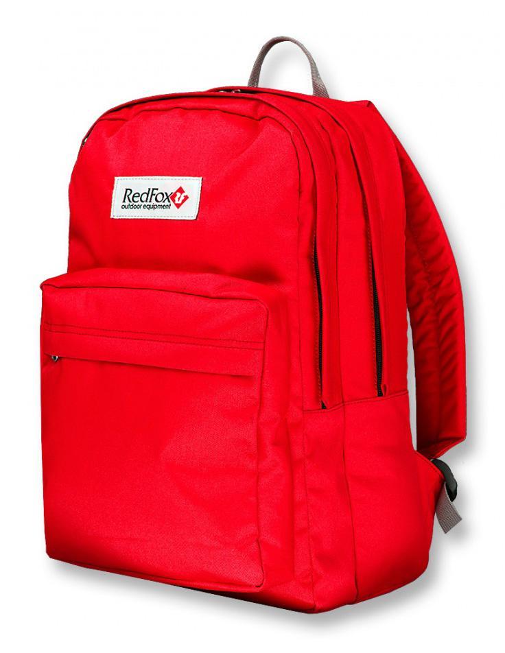 Рюкзак Bookbag L2Рюкзаки<br><br><br>Цвет: Красный<br>Размер: 30 л