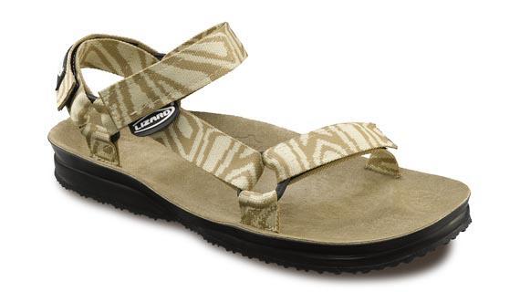 Сандалии HIKEСандалии<br>Легкие и прочные сандалии для различных видов outdoor активности<br><br>Верх: тройная конструкция из текстильной стропы с боковыми стяжками и застежками Velcro для прочной фиксации на ноге и быстрой регулировки.<br>Стелька: кожа.<br>&lt;...<br><br>Цвет: Бежевый<br>Размер: 36