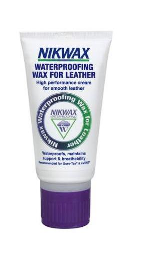 Пропитка для обуви Nikwax Waterproofing Wax for Leather