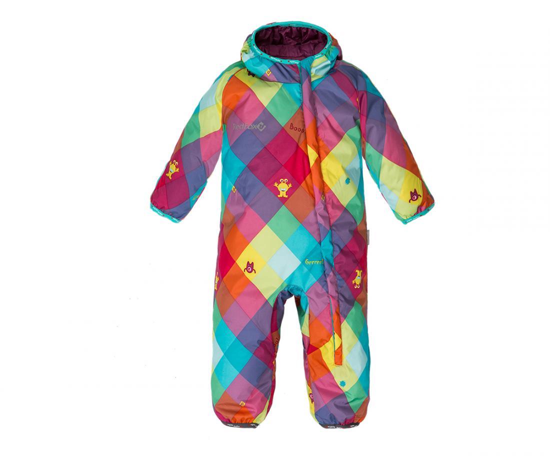 Комбинезон утепленный Baby Fox ДетскийКомбинезоны<br>Мягкий,  легкий  и  теплый  двусторонний  комбинезон для  малышей,  который  можно  носить  как  одной,  так  и другой  стороной.  Отворачивающиеся  края  на  рукавах, ветрозащитная  планка  и  капюшон  согреют  ребенка  даже в самую ненастную погоду, ...<br><br>Цвет: Фиолетовый<br>Размер: 80