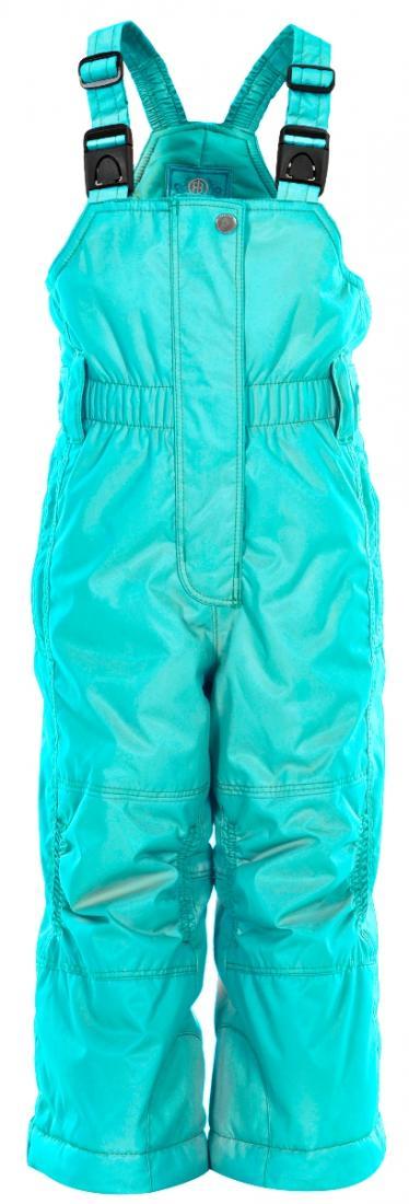 Брюки на лямку W16-1024-BBGLБрюки, штаны<br><br><br>Цвет: Серый<br>Размер: 4A