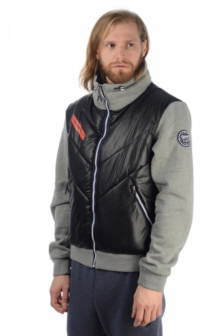 Stayer Куртка 42412 муж. (44, 10 Черный, 170, ,) stayer куртка спортивная 409161 54 черный