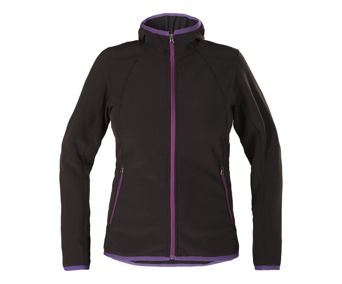 Куртка Only Shell II ЖенскаяКуртки<br>Женская городская куртка с элементами спортивногодизайна из двух-слойного материала с флисовой подкладкой. Куртка обеспечивает защиту о...<br><br>Цвет: Черный<br>Размер: 42
