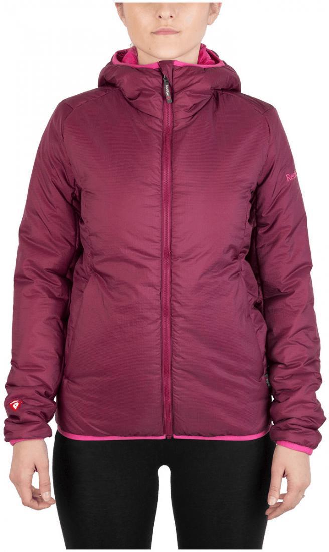 Куртка утепленная Focus ЖенскаяКуртки<br><br> Легкая утепленная куртка. Благодаря использованиювысококачественного утеплителя PrimaLoft ® SilverInsulation, обеспечивает превосходное тепло...<br><br>Цвет: Малиновый<br>Размер: 42