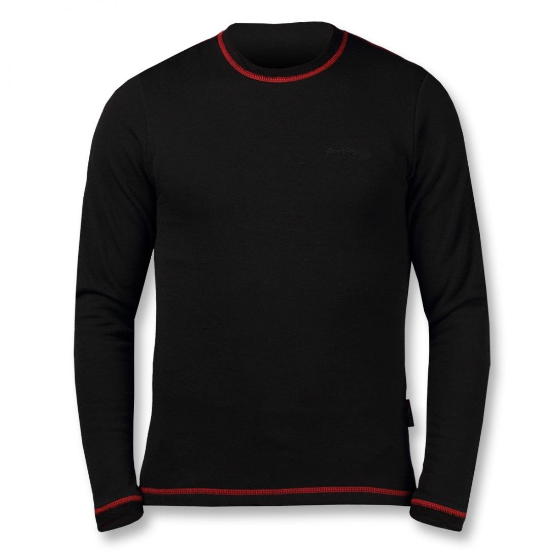 Фото - Термобелье футболка Wool Dry от Red Fox Термобелье футболка Wool Dry (54, 1000/черный, ,)