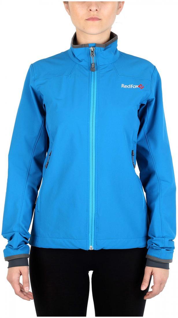 Куртка Shelter Shell ЖенскаяКуртки<br><br><br>Цвет: Голубой<br>Размер: 46
