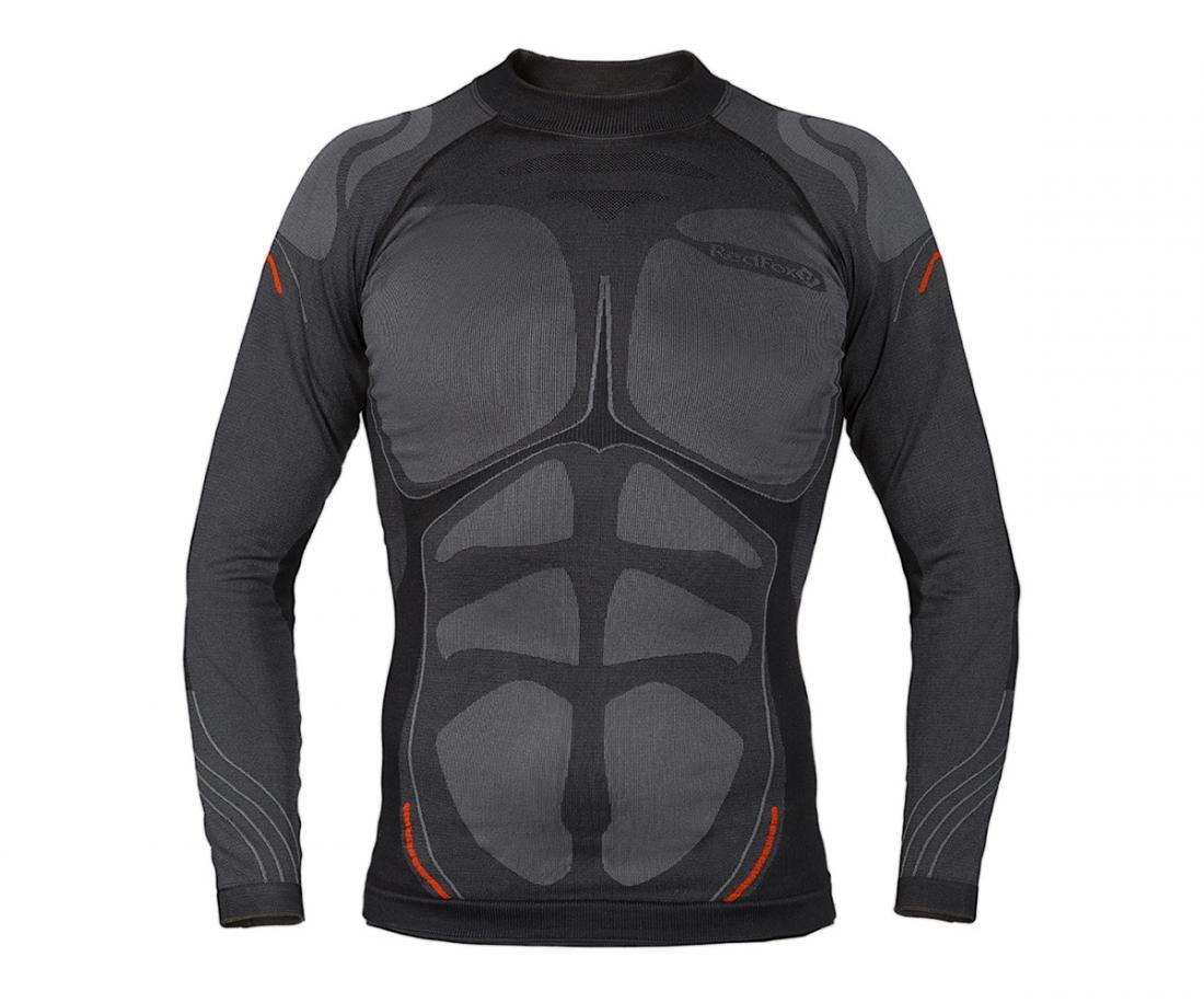 Red Fox Термобелье футболка с длинным рукавом Dry Zone Мужская (46-48, 1000/черный, , , SS17)