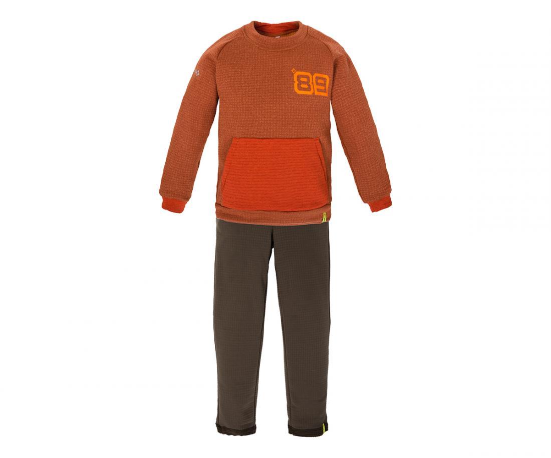 Костюм Activ Fox II ДетскийТолстовки<br>Этот спортивный костюм - великолепное решение для занятийспортом и активными играми на улице! Материал Quick DryPolyester позволит Вашему ребенку чувствовать себя комфортново время спортивных тренировок. Приятная расцветка иоригинальный дизайн прид...<br><br>Цвет: Оранжевый<br>Размер: 152