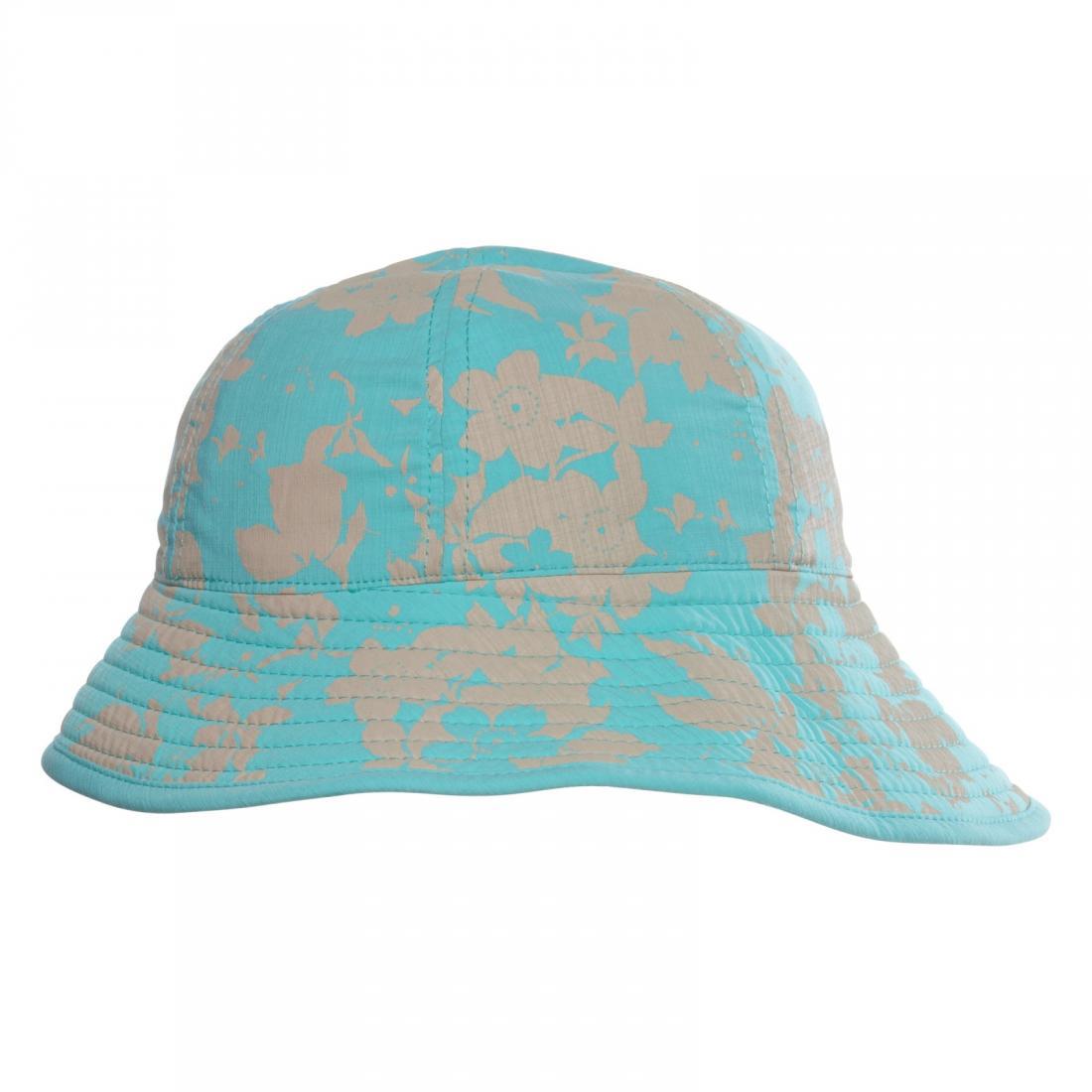 Панама Chaos  Summit Beach Hat (женс)Панамы<br><br> Элегантная женская панама Summit Beach Hat — это отличный пляжный вариант от Chaos. В ней можно не беспокоиться о том, что жаркое солнце напечет г...<br><br>Цвет: Голубой<br>Размер: S-M
