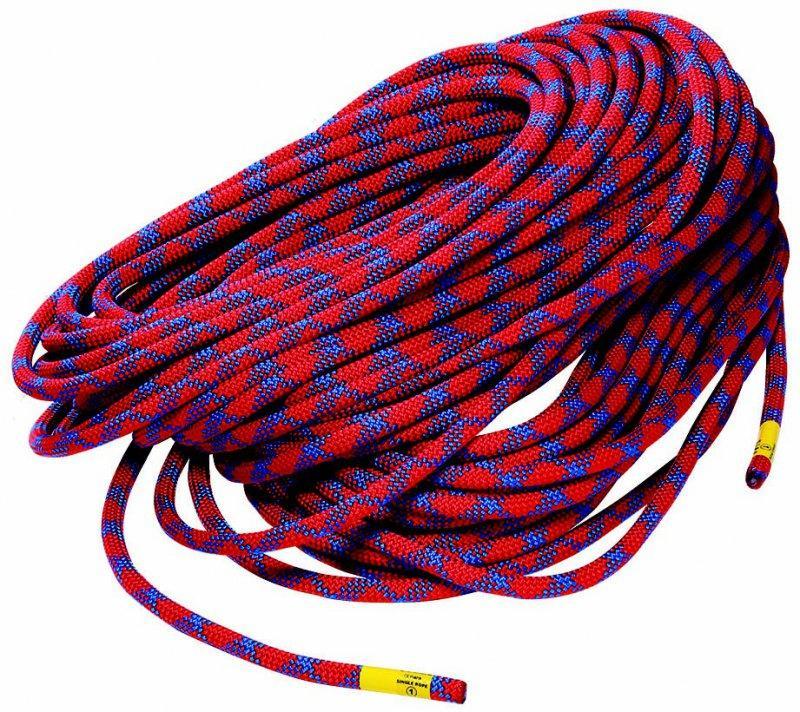 Веревка TANGO 9.8 STВеревки, стропы, репшнуры<br>Прекрасный выбор для тех, кто хочет использовать только одну веревку. Веревка имеет лучший стандартный диаметр и обладает особой прочнос...<br><br>Цвет: Красный<br>Размер: 80