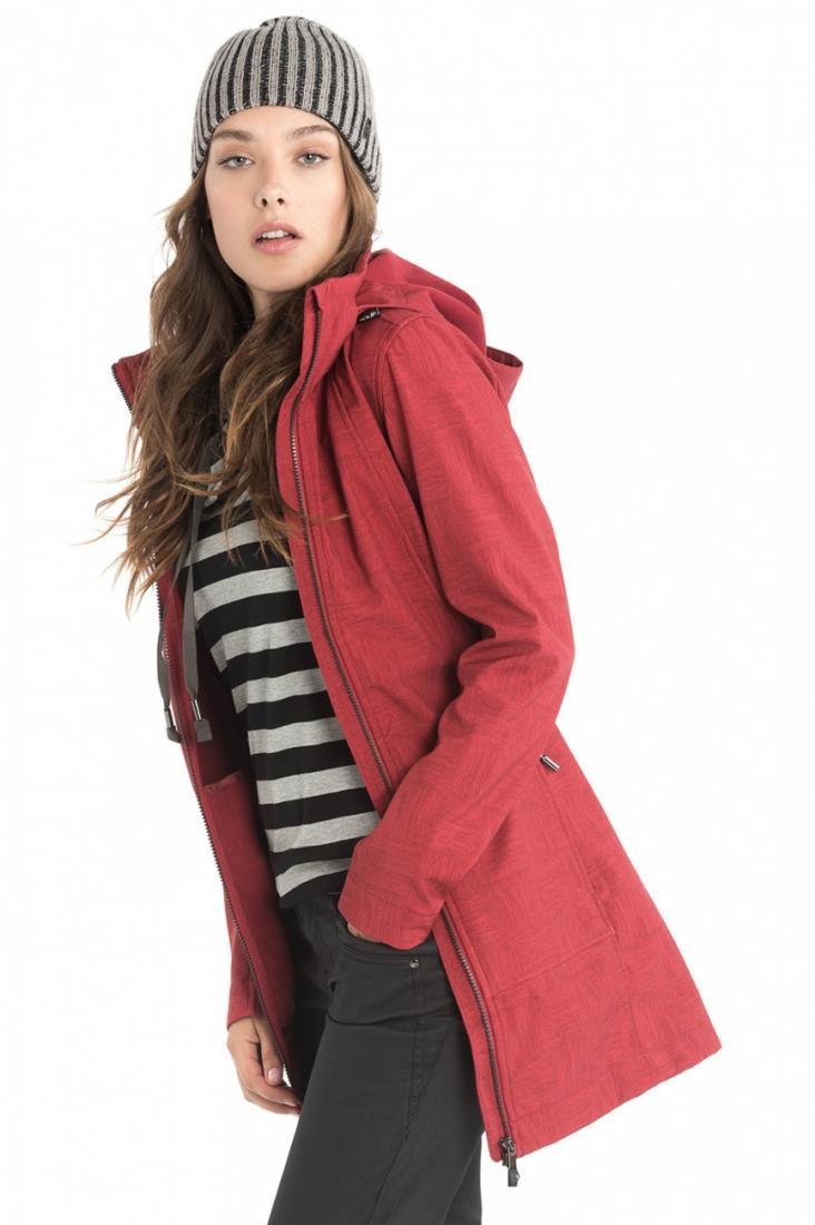 Куртка LUW0317 GLOWING JACKETКуртки<br><br> Стильное пальто Glowing из материала Softshell уютно согреет и защитит от ненастной погоды ранней весной или осенью. Приятная фактура материал...<br><br>Цвет: Красный<br>Размер: M