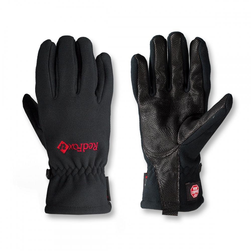Перчатки WT PittardПерчатки<br><br> Комфортные перчатки с повышенной защитой от ветра<br><br><br>        основное назначение: Повседневное городскоеиспользование <br>качественное облегание ладони<br>усиления в области ладони<br>карабин для крепления пер...<br><br>Цвет: Черный<br>Размер: M