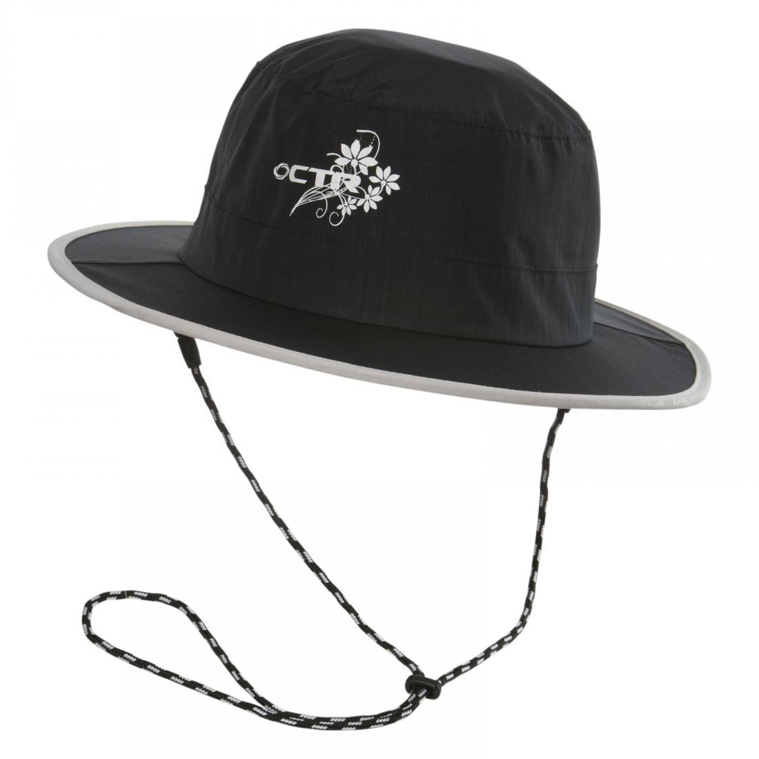 Панама Chaos  Stratus Bucket Hat (женс)Панамы<br><br><br>Цвет: Черный<br>Размер: S-M