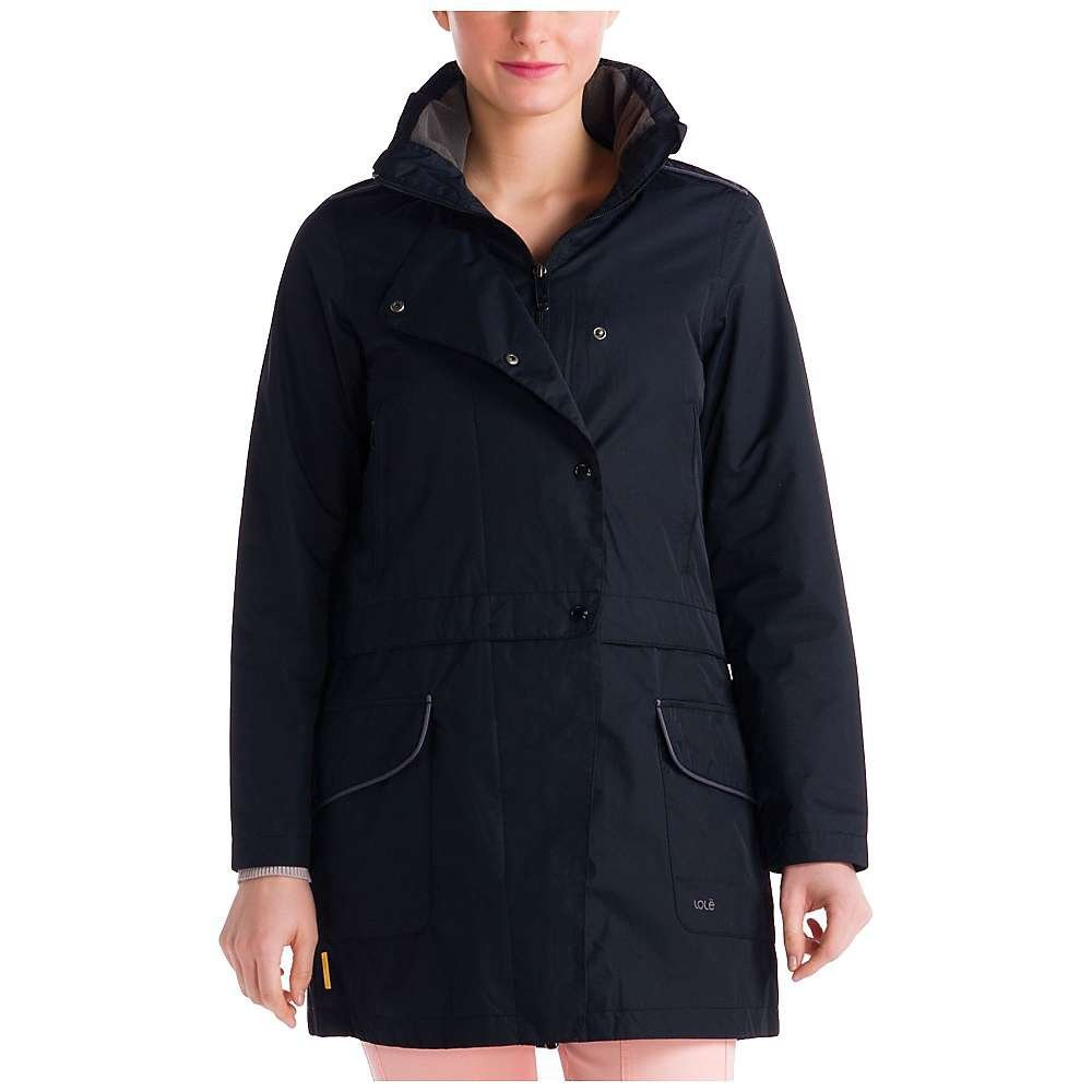 Lole Куртка LUW0222 KENSINGTON JACKET (S, Black, ,)
