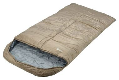Спальный мешок GeoЭкстремальные<br>Одеяло с подголовником и центральной молнией. <br><br> <br><br> Материал:Polyester 210T W/P <br><br> Подкладка:Polyester 190T W/P <br><br> Утеплитель:Vario Dry 4*100 г/м <br>&lt;...<br><br>Цвет: Хаки<br>Размер: None