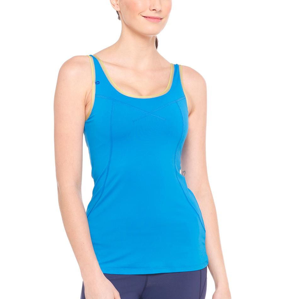 Lole Топ LSW1319 SILHOUETTE UP TANK TOP (XS, BLUE POTATO, ,) lole топ lsw1316 central tank top xs chillies