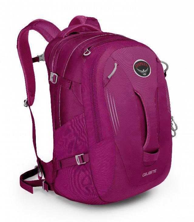 Рюкзак Celeste 29Рюкзаки<br><br>Городской женский рюкзак, воплотивший в своем дизайне традиции outdoor и многолетний опыт конструирования рюкзаков Osprey. Прочный, качествен...<br><br>Цвет: Фиолетовый<br>Размер: 29 л