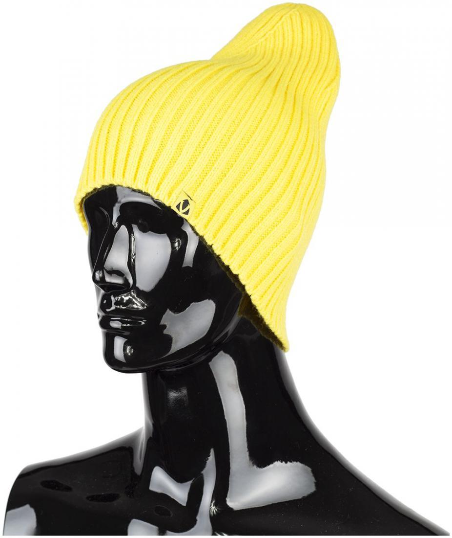 Шапка SpiritШапки<br>Простая, но стильная шапка. Её не придется постоянно поправлять, потому что Spirit обладает идеальной посадкой. Комфортный вариант из 100% акрил...<br><br>Цвет: Желтый<br>Размер: None