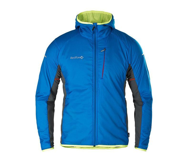 Куртка утепленная AlphaКуртки<br><br>Исключительно легкая и эргономичная куртка, выполнена c применением революционного утеплителя Polartec® Alpha®, в равной степени рассчитана н...<br><br>Цвет: Синий<br>Размер: 46