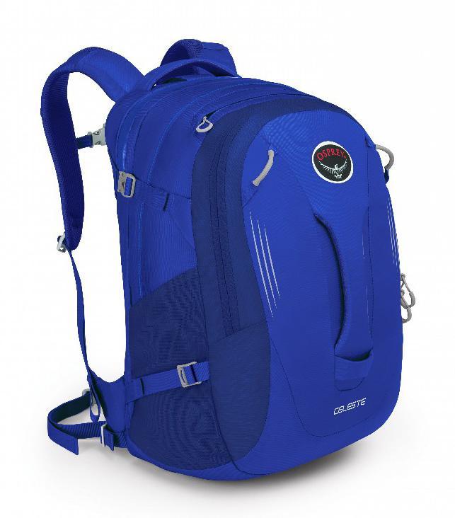 Рюкзак Celeste 29Рюкзаки<br><br>Городской женский рюкзак, воплотивший в своем дизайне традиции outdoor и многолетний опыт конструирования рюкзаков Osprey. Прочный, качественный и функциональный, с удобной внутренней организацией, он создает непревзойденный комфорт при переноске. Ле...<br><br>Цвет: Синий<br>Размер: 29 л