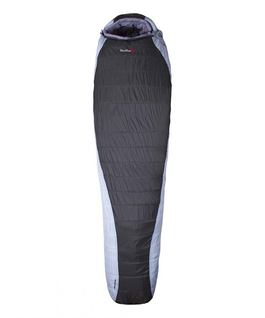 Red Fox Спальный мешок Arctic-40 left (Regular, 2070/асфальт/св.серый, , , SS17) цены онлайн