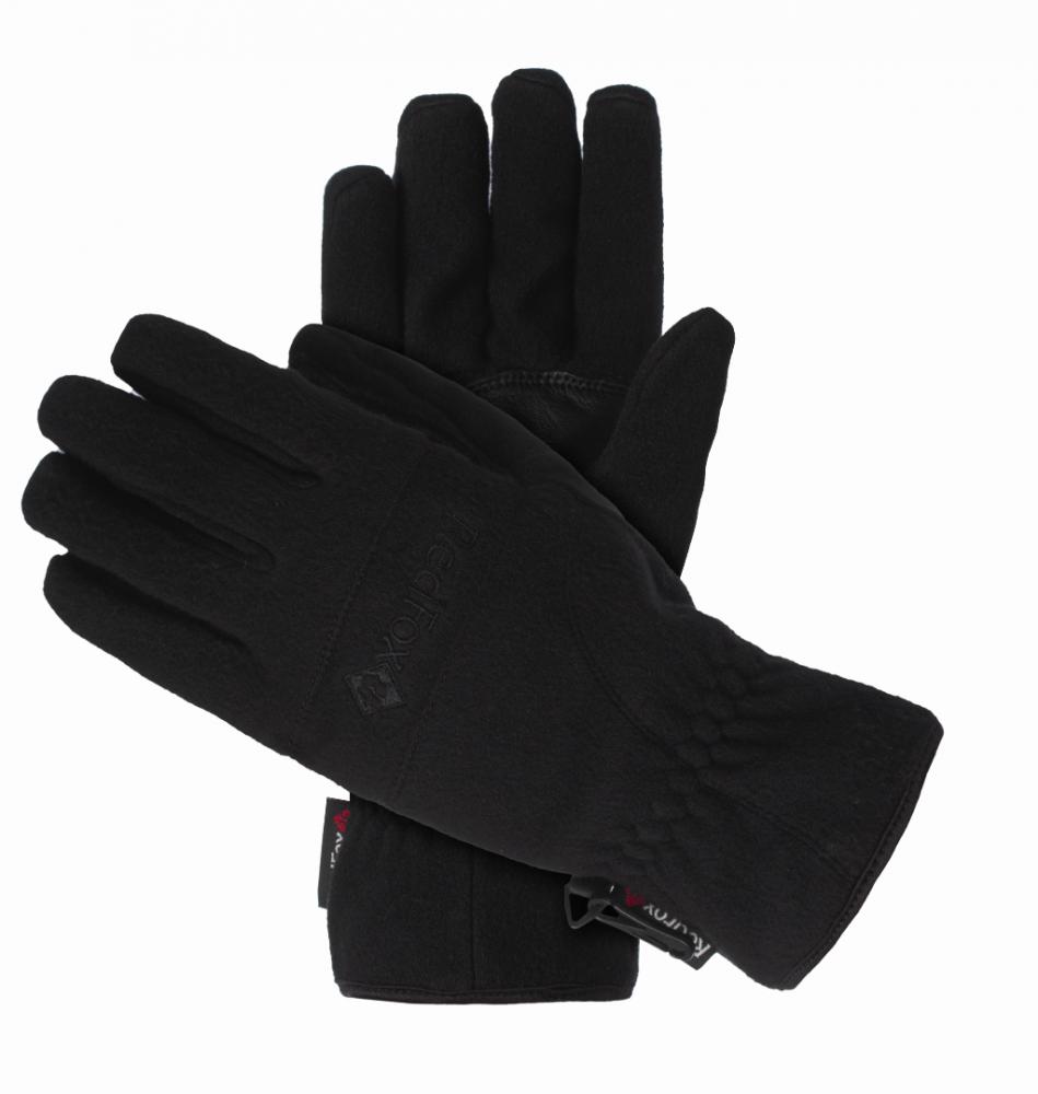 Перчатки Ice МужскиеПерчатки<br><br><br>Цвет: Черный<br>Размер: XL