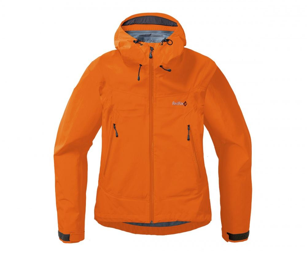 Куртка ветрозащитная VinsonКуртки<br><br> Классическая трехслойная штормовая куртка, выполнена из очень прочного материала с высокой сопротивляемостью к абразивному износу.<br>&lt;/...<br><br>Цвет: Оранжевый<br>Размер: 48