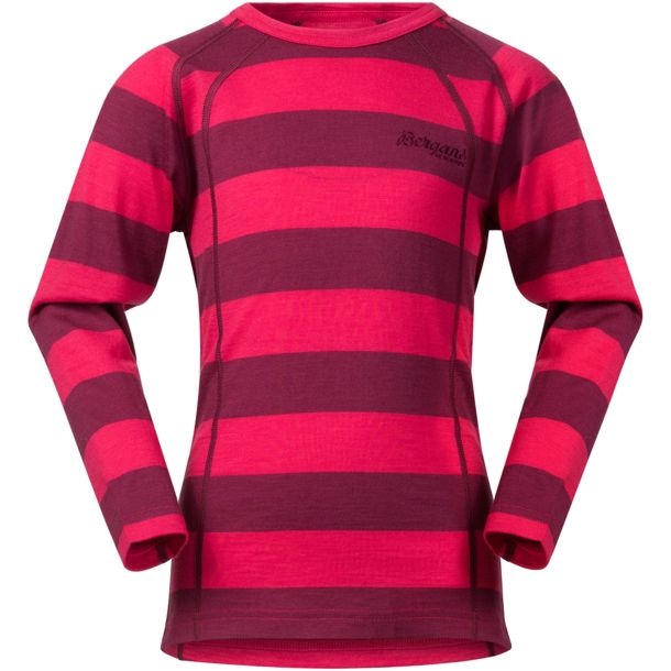 фото Футболка Fjellrapp Youth Shirt с длин. рукавом дет.