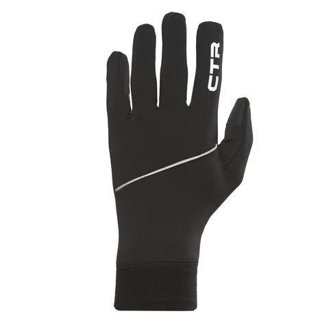 Перчатки MISTRAL GLOVE LINERПерчатки<br>Состав: 85% полиэстер 15% эластан<br><br>Цвет: Черный<br>Размер: L