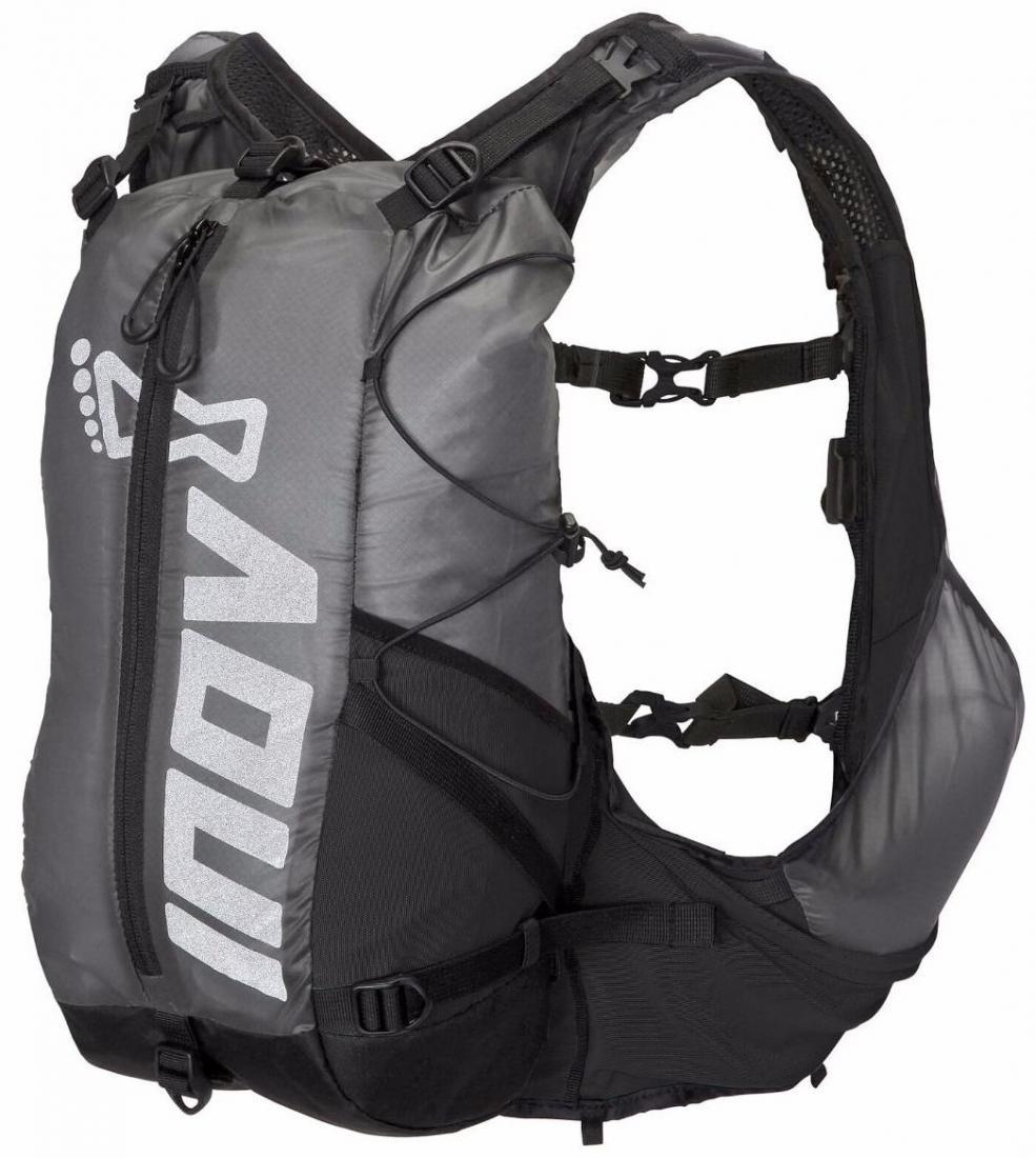 Рюкзак ALL TERRAIN PRO VEST 0-15Спортивные<br>Рюкзак ALL TERRAIN PRO VEST 0-15 — это два в одном. Функциональный жилет для бега и рюкзак на 15 литров. Вы с легкостью можете отстегнуть рюкзак от жилета на время продолжительных тренировок или забега. Рюкзак крепиться с помощью шести ремней, гарантир...<br><br>Цвет: Черный<br>Размер: L/XL