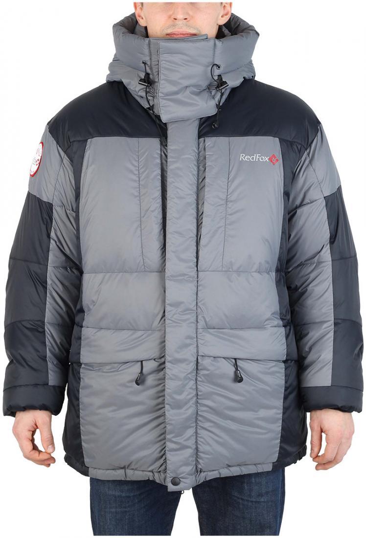 Куртка пуховая Baltoro XXКуртки<br><br> Легкая и прочная пуховая куртка, выполнена с применением гусиного пуха высокого качества (F.P 700+). Область плечевого пояса продублирован...<br><br>Цвет: Темно-серый<br>Размер: 56