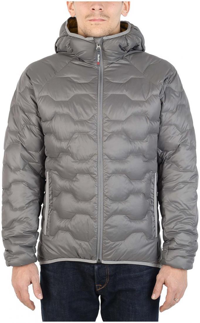 Куртка пуховая Belite III МужскаяКуртки<br><br><br>Цвет: Темно-серый<br>Размер: 56