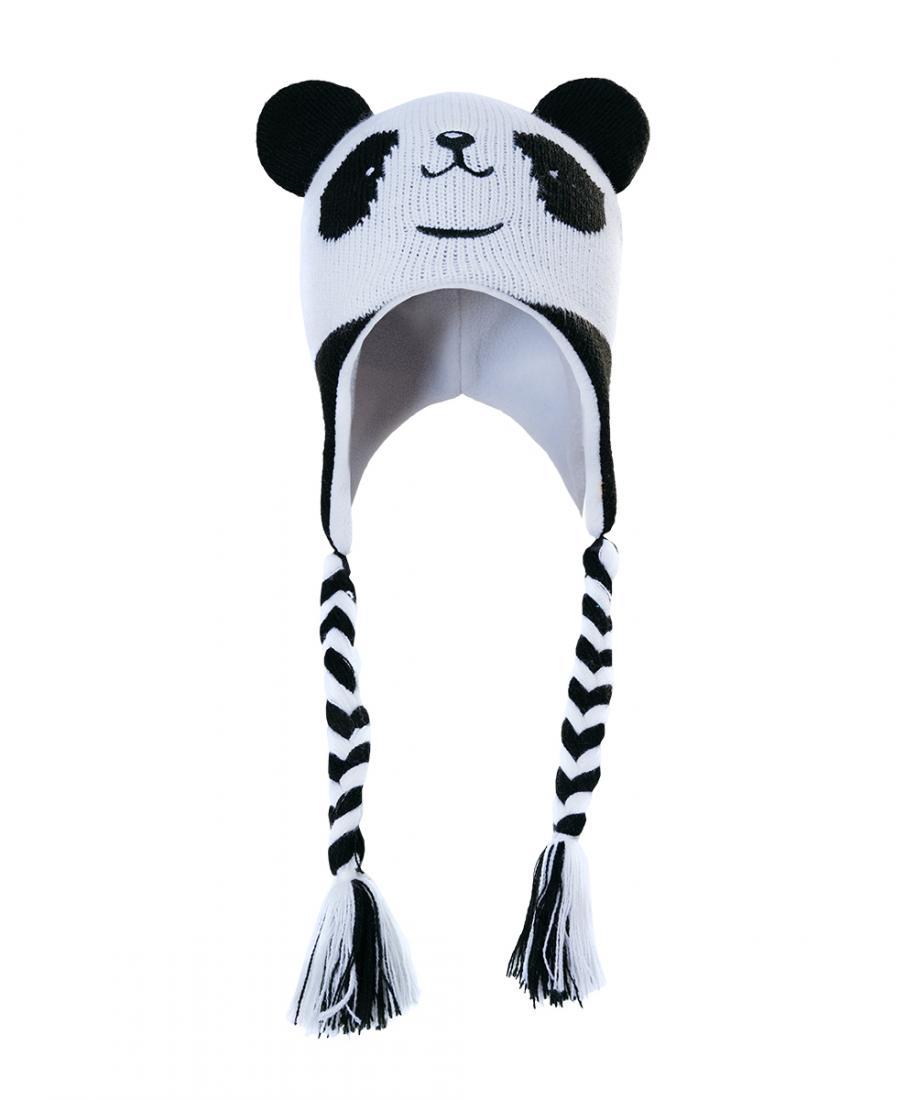 Шапка утепленная Animals ДетскаяШапки<br>Теплая вязаная шапочка. Флисовая подкладка обеспечивает комфортное ношение и исключительное сохранение тепла.<br><br>Материал – Acrylic.<br>Подкладка – Polyester.<br><br><br>Цвет: Синий<br>Размер: 44-48