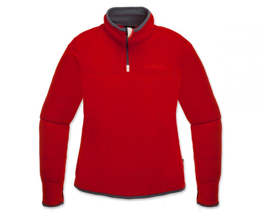 Термобелье пуловер Penguin 100 Micro ЖенскийПуловеры<br><br><br>Цвет: Бордовый<br>Размер: 50