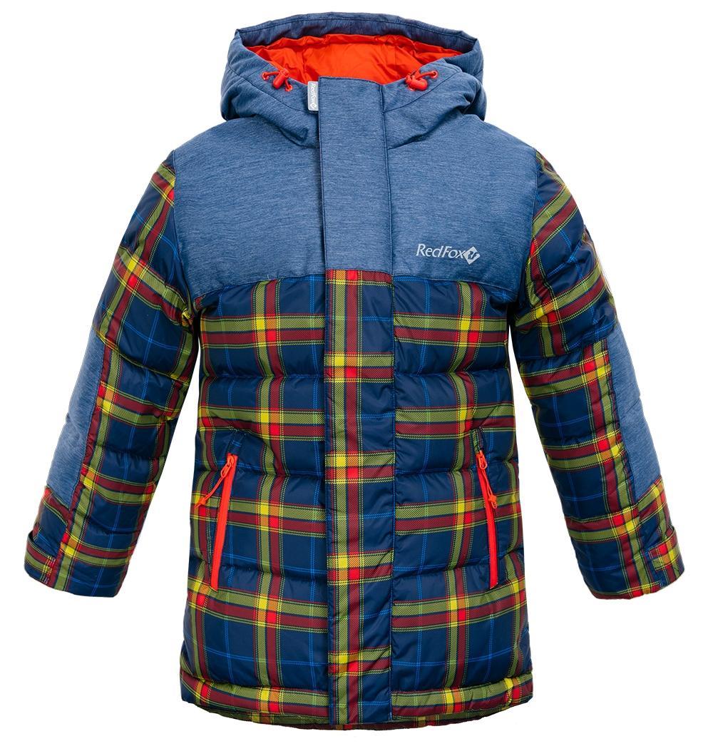 Куртка пуховая Climb ДетскаяКуртки<br>Пуховая куртка удлиненного силуэта c оригинальной отделкой. Анатомический крой обеспечивает полную свободу движений во время прогулок. Удобная регулировка по талии и низу куртки, а также: регулируемый в двух плоскостях капюшон, обеспечивают исключитель...<br><br>Цвет: Оранжевый<br>Размер: 104