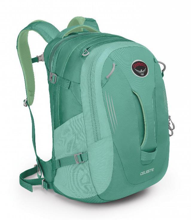 Рюкзак Celeste 29Рюкзаки<br><br>Городской женский рюкзак, воплотивший в своем дизайне традиции outdoor и многолетний опыт конструирования рюкзаков Osprey. Прочный, качественный и функциональный, с удобной внутренней организацией, он создает непревзойденный комфорт при переноске. Ле...<br><br>Цвет: Светло-зеленый<br>Размер: 29 л