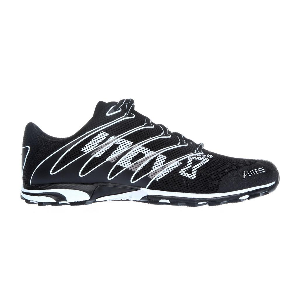 Inov-8 Кроссовки F-lite 195 муж. (13, Black/White, ,) inov 8 питьевая система 2l reservoir clear black