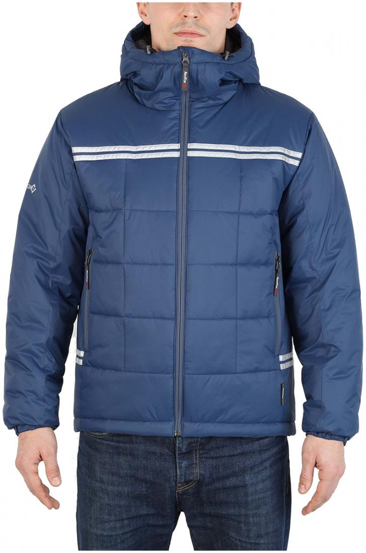 Куртка утепленная ChinookКуртки<br><br> Теплая куртка для использования в условиях умеренно-низких температур. Сочетание утеплителя высокого качества с надежным и<br> легким...<br><br>Цвет: Темно-синий<br>Размер: 50