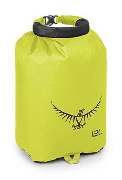 Фото - Гермомешок Ultralight DrySack от Osprey Гермомешок Ultralight DrySack (, Electric Lime, , 3 л)