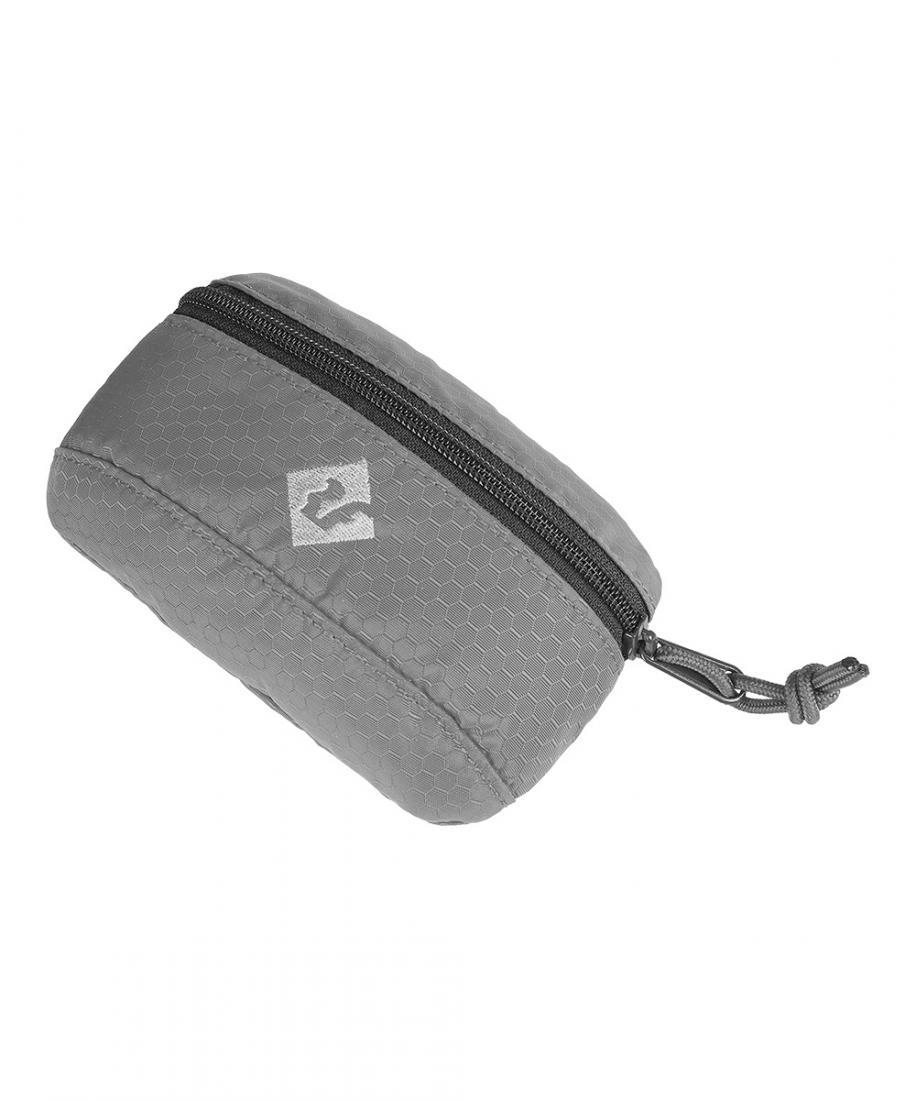 Навесной карман для рюкзака Waist PocketСумки<br><br>Назначение: запасные части для рюкзака<br>Материал: P450D<br>Размеры, см: 10x15x4<br><br><br>Цвет: Серый<br>Размер: None