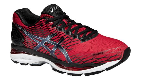 Кроссовки GEL-NIMBUS 18 муж.Бег, Мультиспорт<br>Беговые кроссовки GEL-NIMBUS 18<br><br>Дискретные петли улучшают общую подгонку кроссовка по всей длине шнуровки.<br>Идеальная посадка – и...<br><br>Цвет: Красный<br>Размер: 11