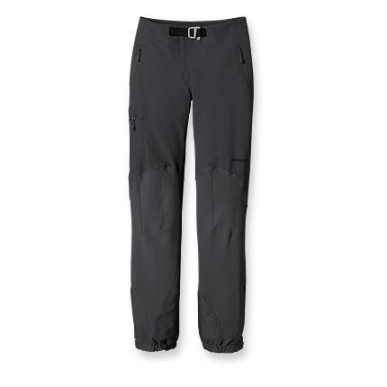 Брюки 82491 WS Guide pantsБрюки, штаны<br>Женские брюки прекрасно подходят для горных лыж, альпинизма и прогулок в горах. Очень прочные, хорошо дышащие, водоотталкивающие, ветрозащитные, при этом оставаясь легкими и компактными. Удобные и практичные. Легко стираются. Изготовлены из дышащего, ве...<br><br>Цвет: Черный<br>Размер: L