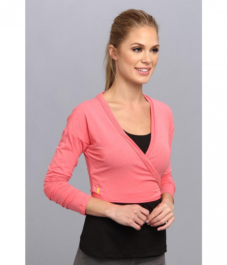 Кардиган LSW0891 SUKHA CARDIGANТолстовки<br><br> Укороченный кардиган с длинным рукавом на завязках комфортно облегает фигуру благодаря мягкому тянущемуся материалу 2d Skin Pure Light. Эколо...<br><br>Цвет: Розовый<br>Размер: S