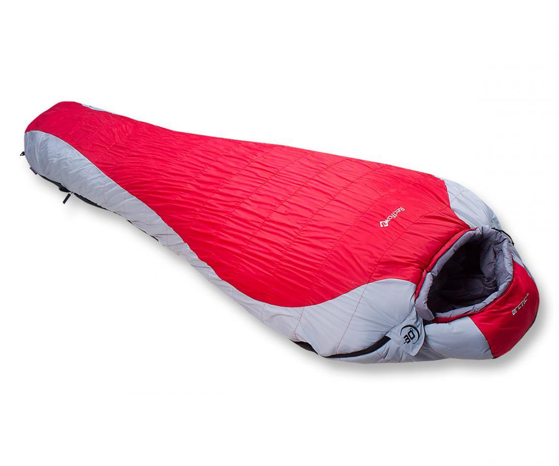 Red Fox Спальный мешок Arctic-30 left (XL Long, 1270/т.красный/св.серый, , , SS17)