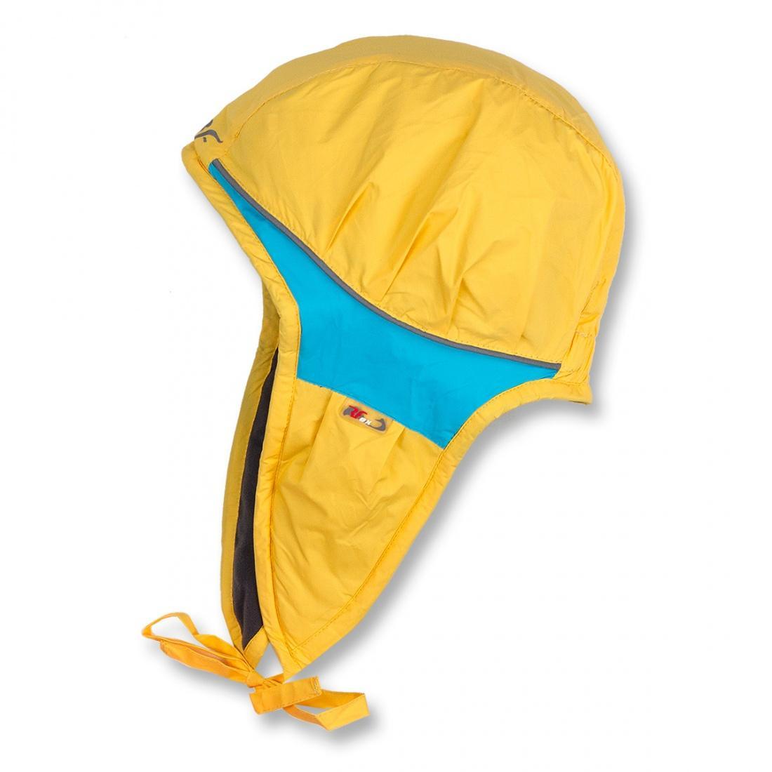 Шапка детская TressУшанки<br><br> Яркая контрастная шапочка прекрасно выделяет ребенка из толпы.<br><br> <br><br><br><br> Основной материал – Dry Factor 1000.<br><br> <br><br><br> Утеплитель – Omniterm Classic.<br><br> <br><br><br> Для детей от 1 до...<br><br>Цвет: Бирюзовый<br>Размер: M